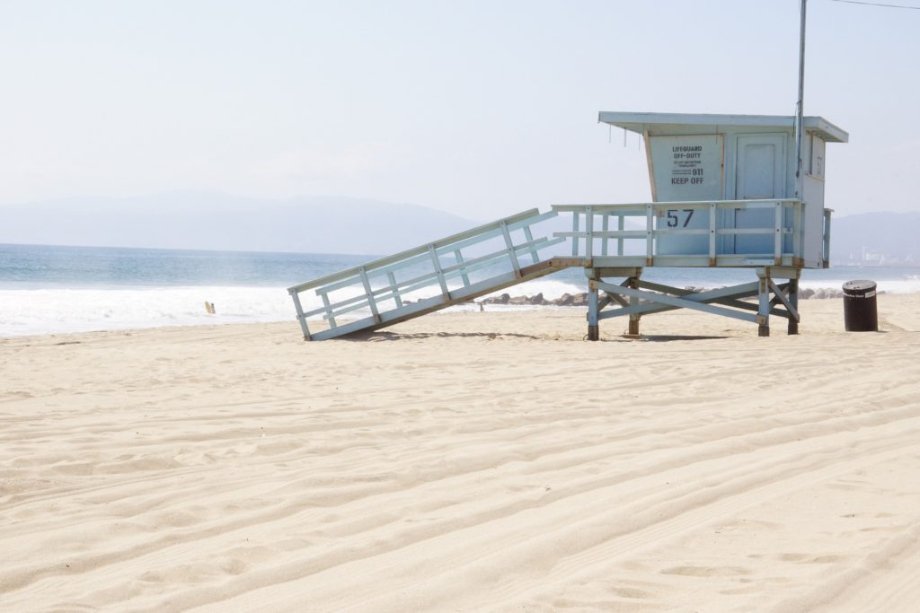 LA has great weather year round, which offers plenty of time to take in the area's beaches.